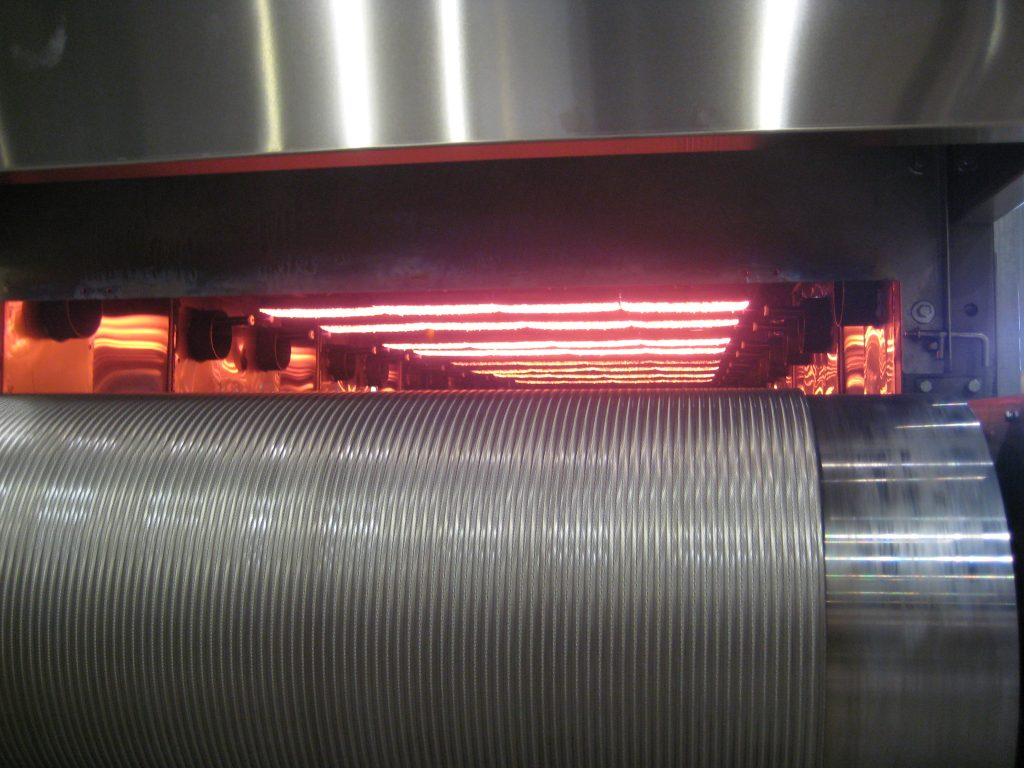 Babbco Infrared Tunnel Oven