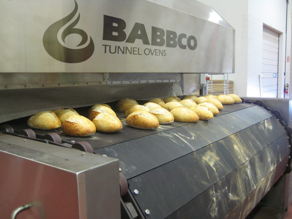 Babbco Thermal Oil Tunnel Oven